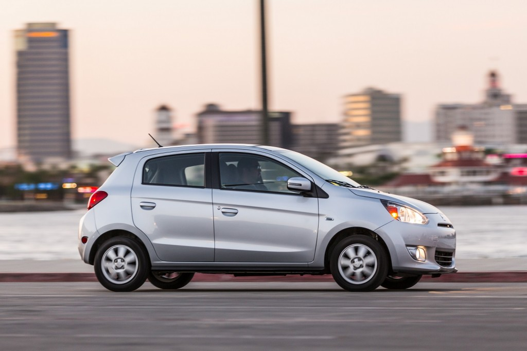 2015 Mitsubishi Mirage Pictures/Photos Gallery - MotorAuthority