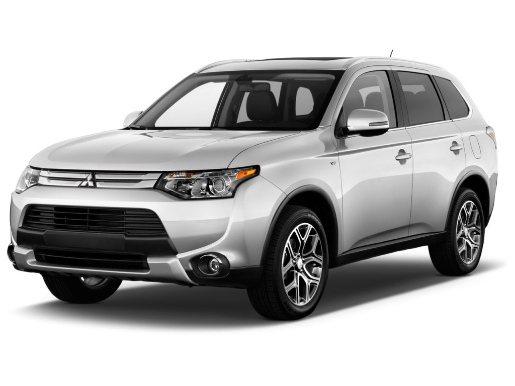 2015 mitsubishi outlander pictures photos gallery the car connection. Black Bedroom Furniture Sets. Home Design Ideas
