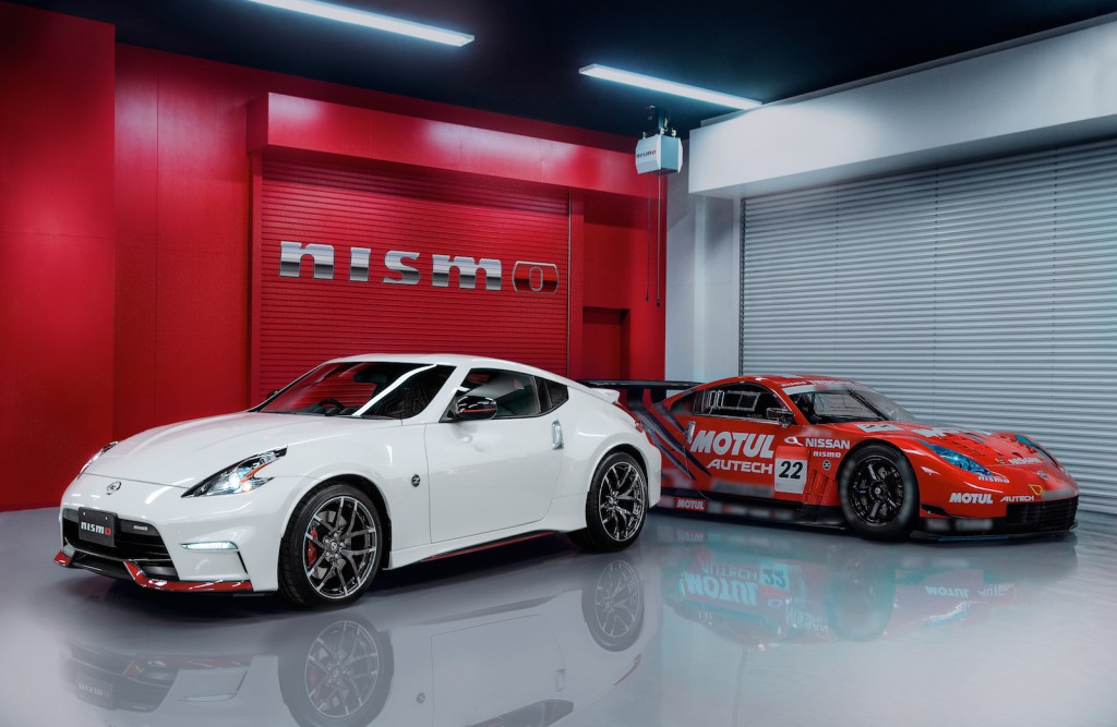 2015 nissan 370z nismo new look new equipment available. Black Bedroom Furniture Sets. Home Design Ideas