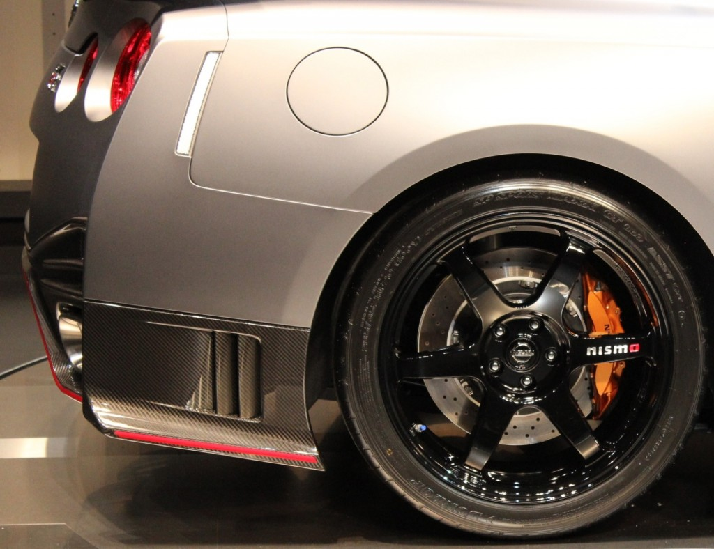 2015 Nissan GT-R NISMO - 2013 Tokyo Motor Show preview event, Nissan ...