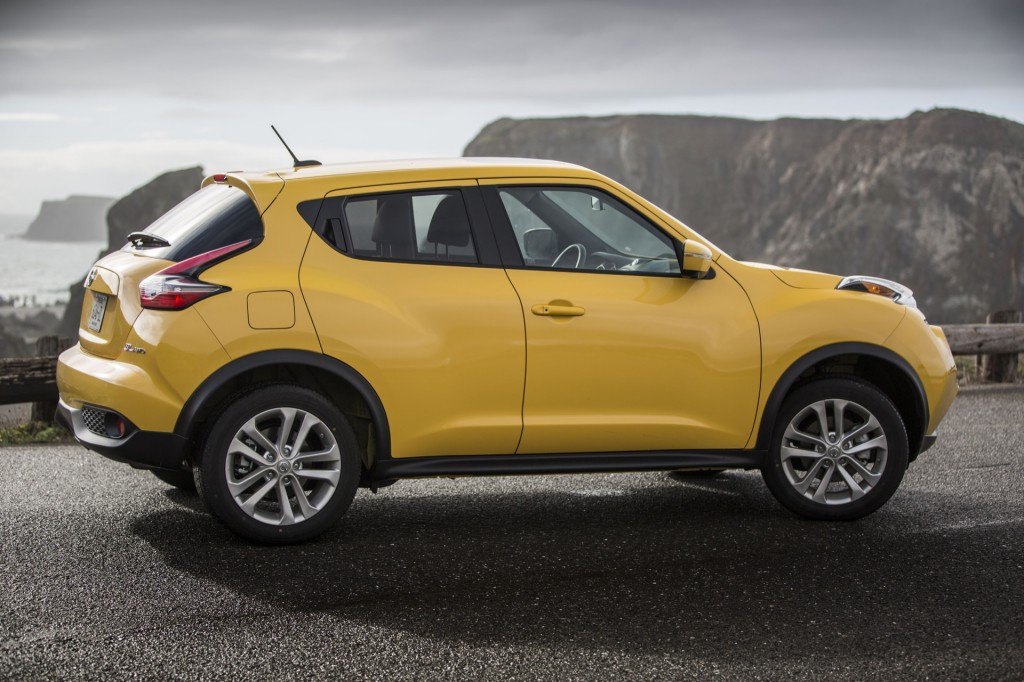 2015 Nissan Juke Pictures Photos Gallery Motorauthority