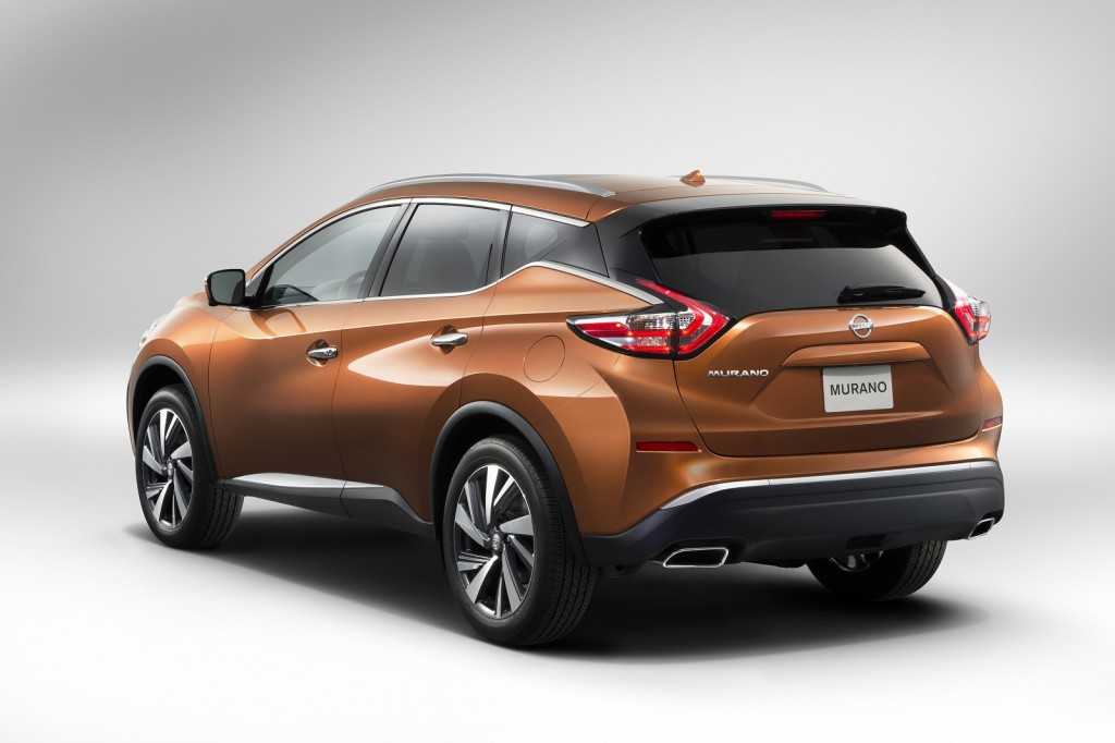 2015 nissan murano live photos 2014 new york auto show. Black Bedroom Furniture Sets. Home Design Ideas