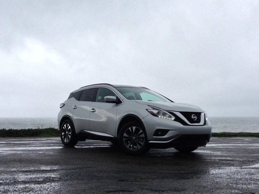2015 Nissan Murano Pictures Photos Gallery The Car