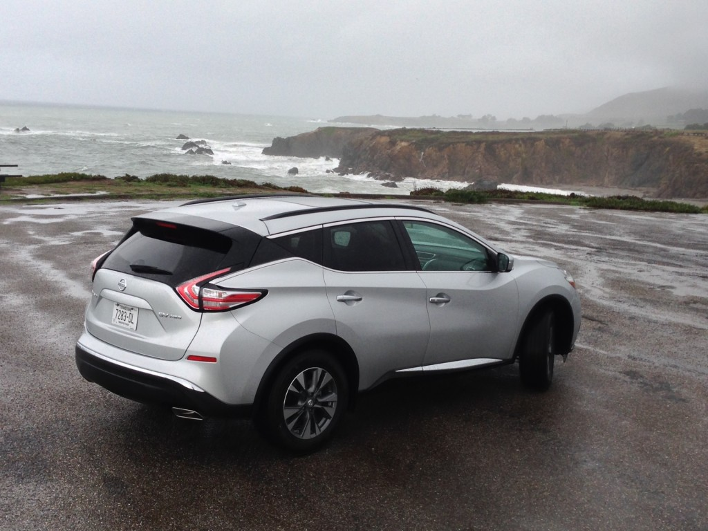2015 nissan murano pictures photos gallery the car connection. Black Bedroom Furniture Sets. Home Design Ideas