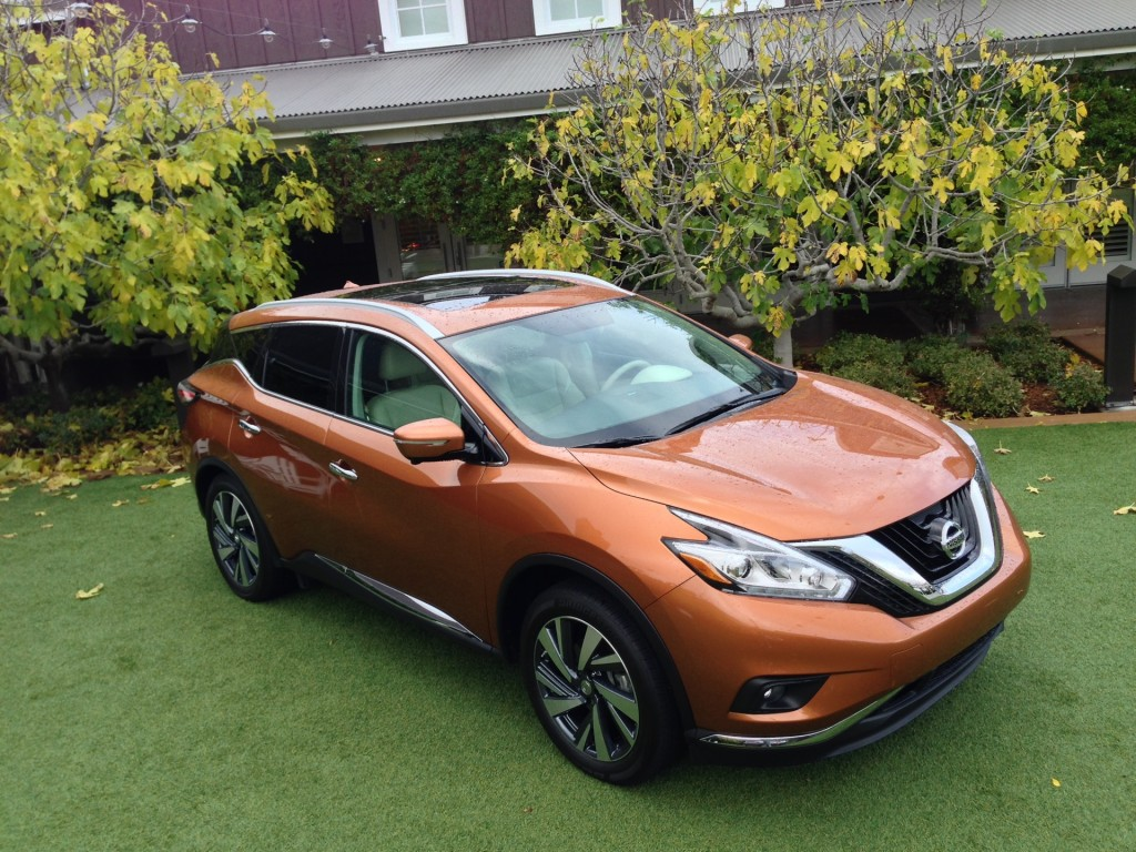 nissan murano photos prices reviews specs the car. Black Bedroom Furniture Sets. Home Design Ideas