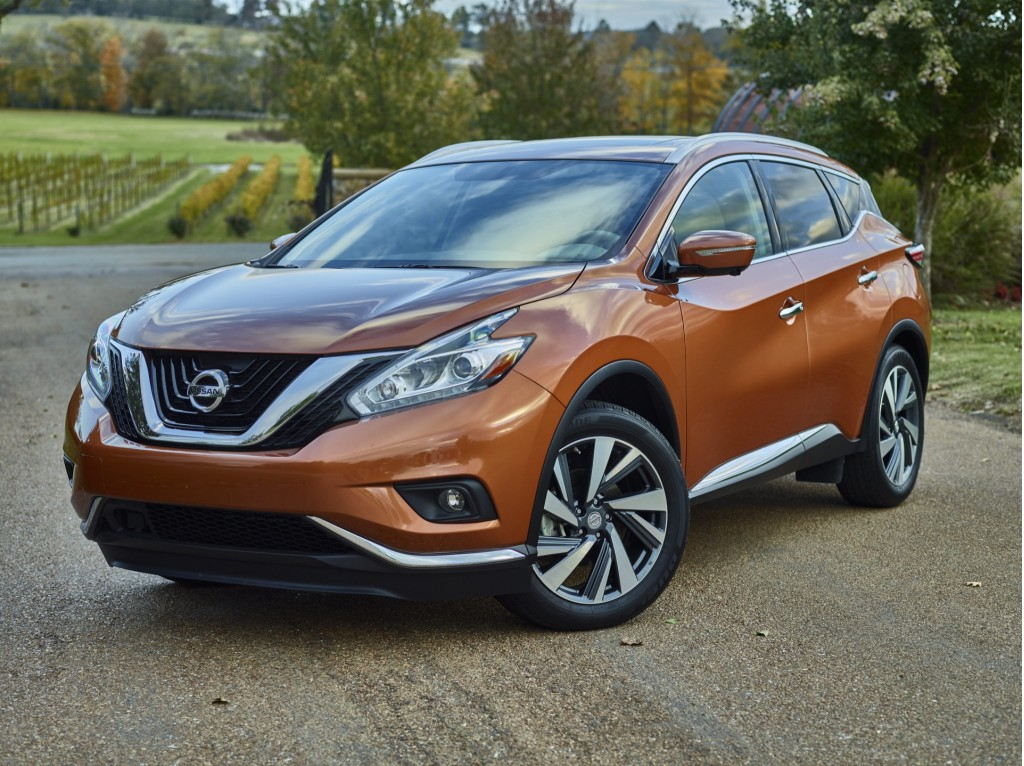 why the 2015 nissan murano 39 s 39 gearless 39 cvt feels like it 39 s shifting. Black Bedroom Furniture Sets. Home Design Ideas