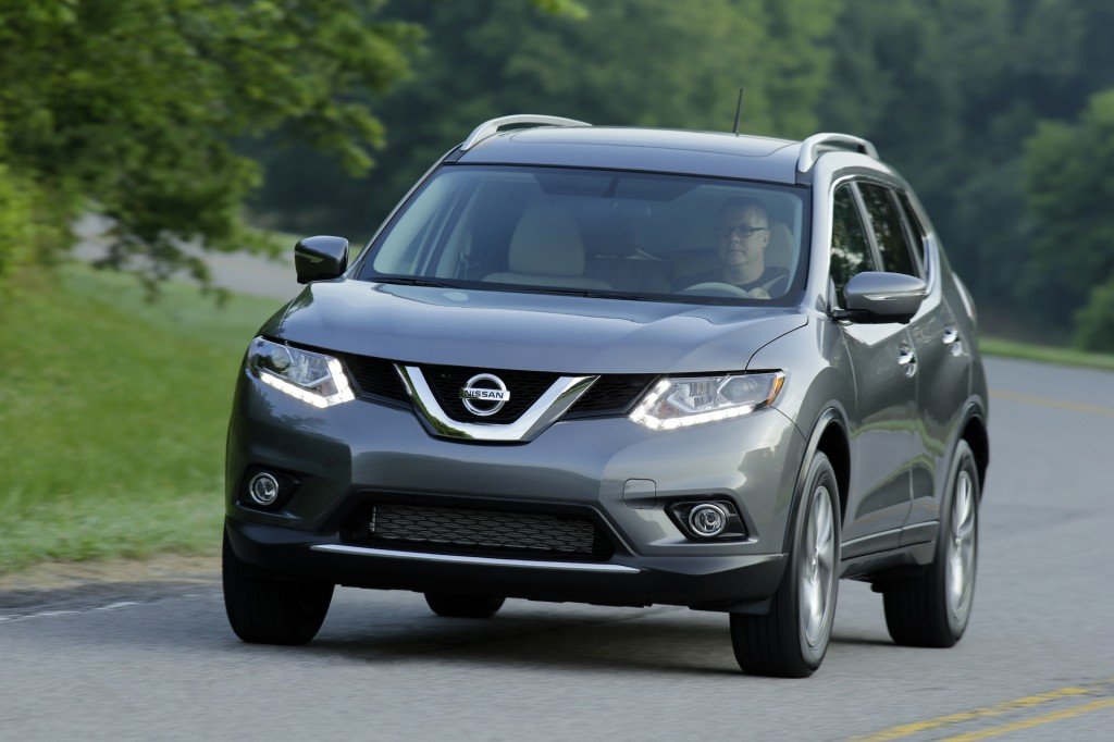 2015 Nissan Rogue Pictures Photos Gallery Motorauthority