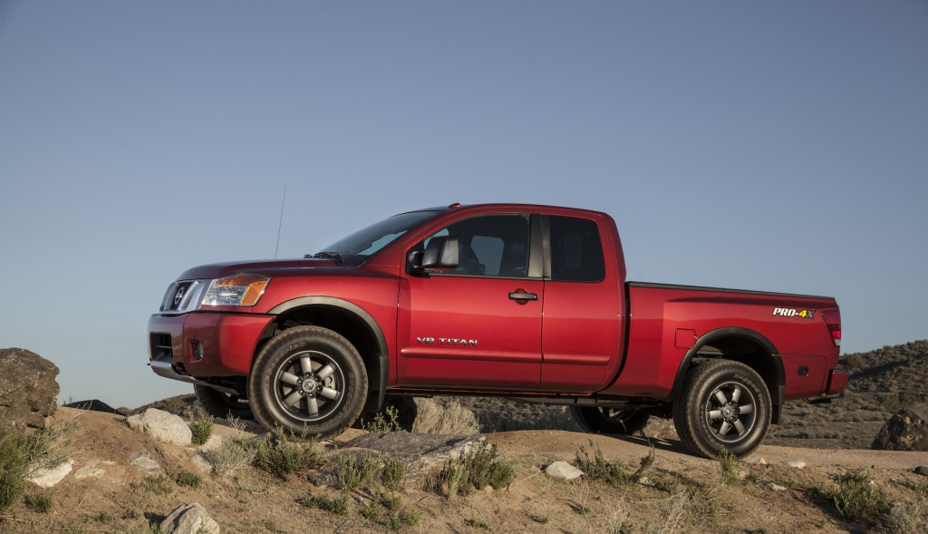 2015 Nissan Titan Pictures Photos Gallery Green Car Reports