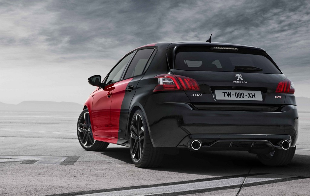 2015 peugeot 308 gti forbidden fruit. Black Bedroom Furniture Sets. Home Design Ideas