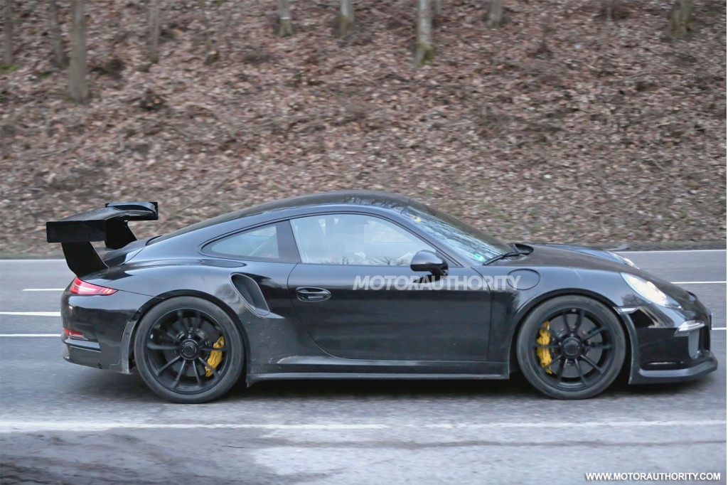 2015 porsche 911 gt3 rs spy shots. Black Bedroom Furniture Sets. Home Design Ideas