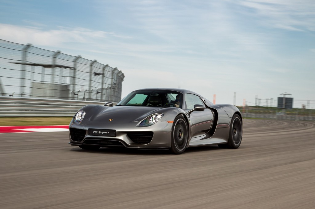 2015 porsche 918 spyder first drive. Black Bedroom Furniture Sets. Home Design Ideas
