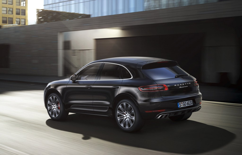 2015 Porsche Macan Debuts In S And Turbo Trim: 2013 L.A. Auto Show
