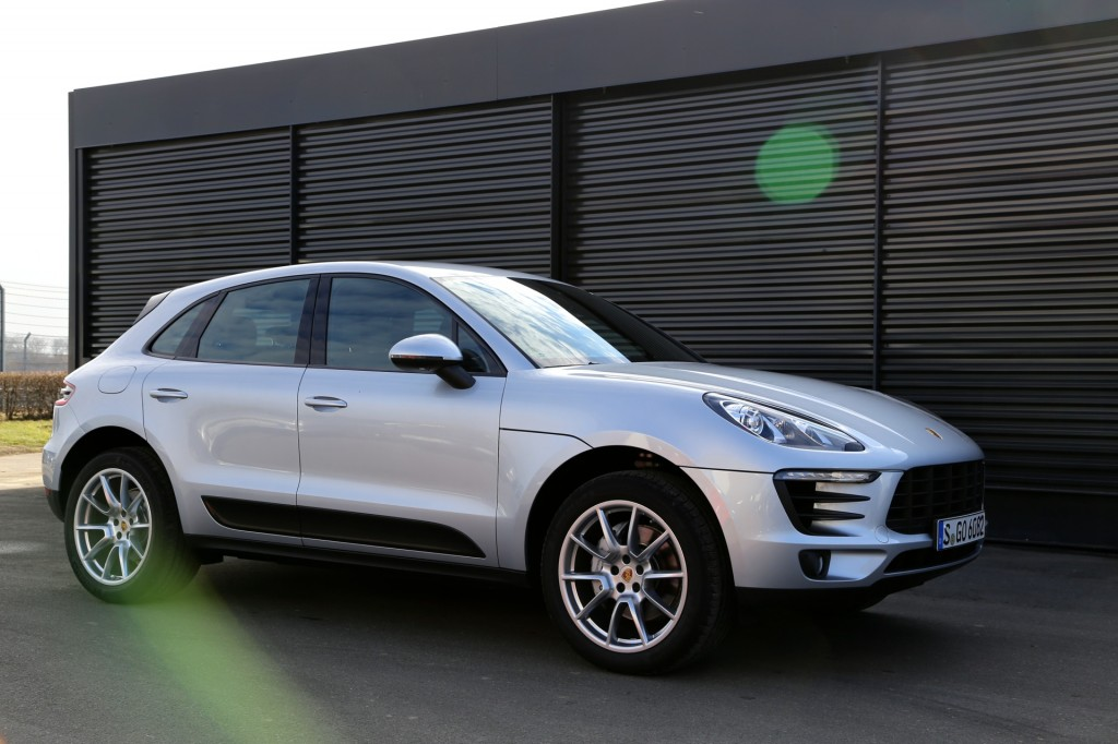 2015 porsche macan s turbo first drive page 2. Black Bedroom Furniture Sets. Home Design Ideas