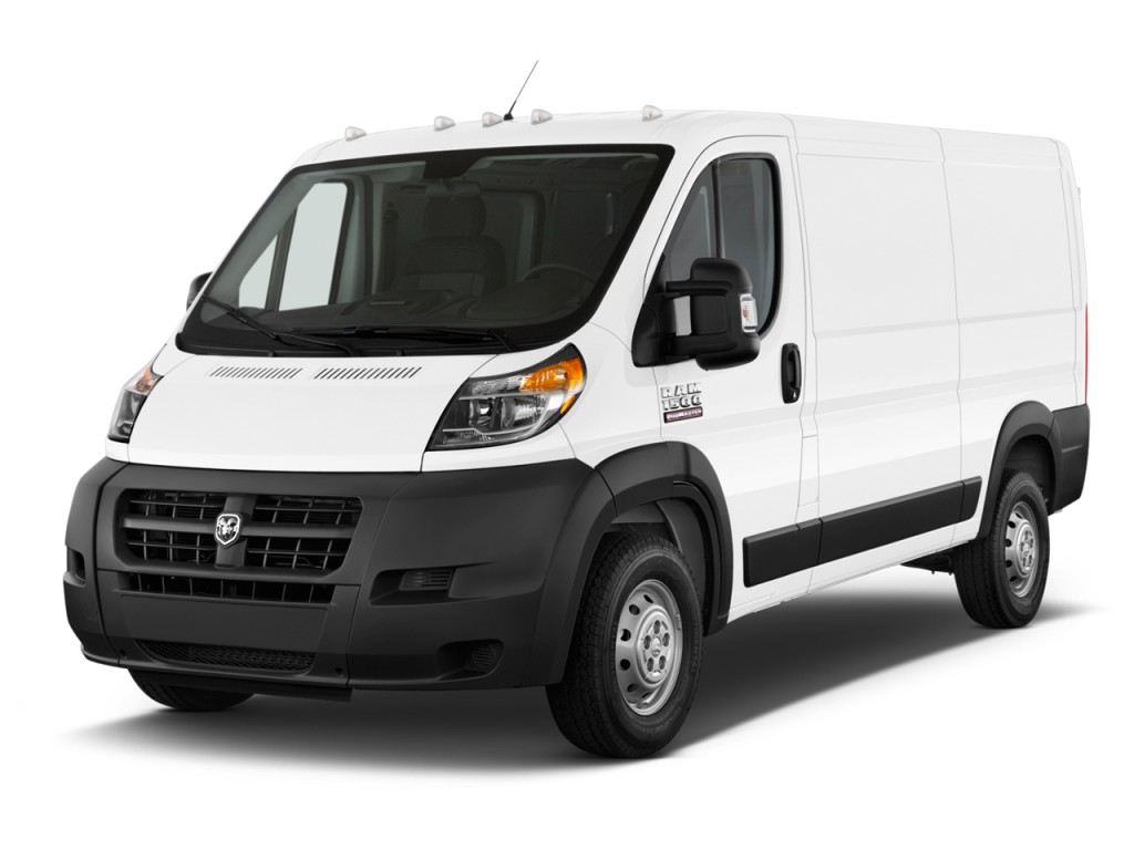 2015 ram promaster 1500 low roof 136 wb angular front exterior view. Black Bedroom Furniture Sets. Home Design Ideas