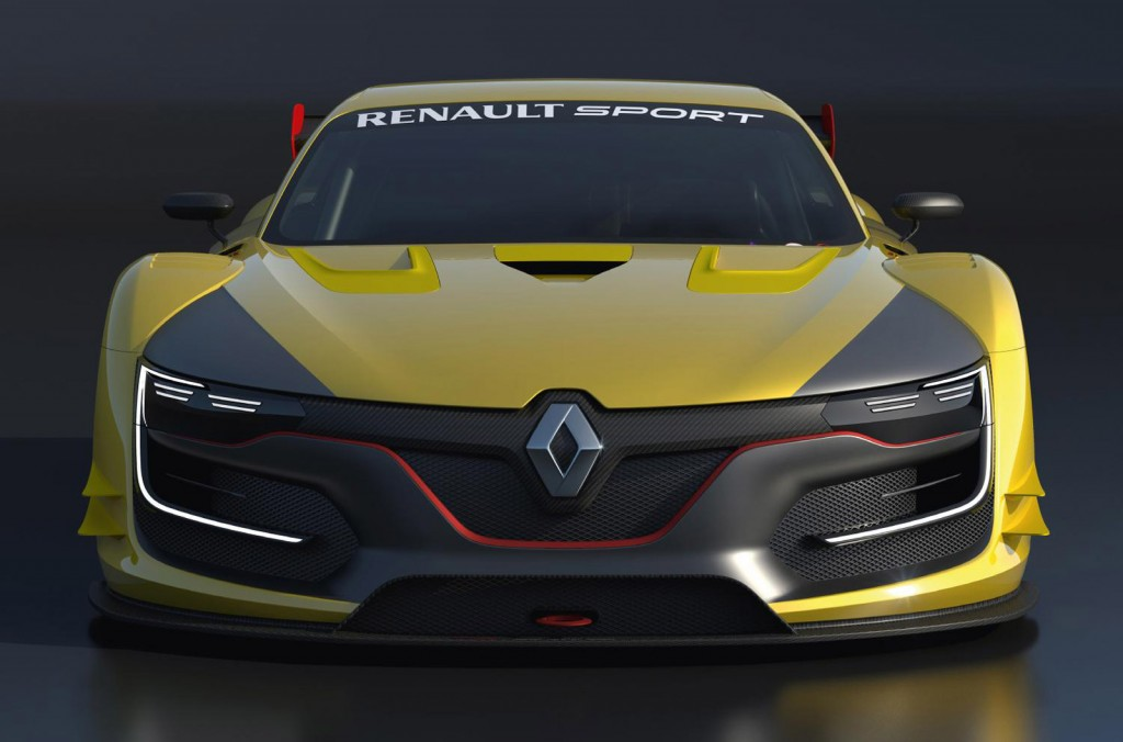 renault s new r s 01 race car comes with a gt r heart video. Black Bedroom Furniture Sets. Home Design Ideas