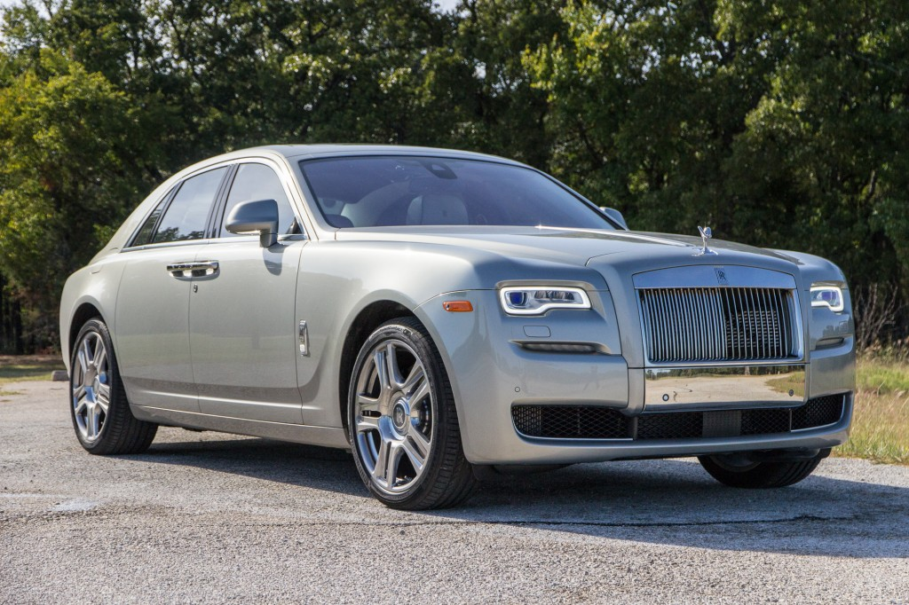 2015 rolls royce ghost series ii first drive page 2. Black Bedroom Furniture Sets. Home Design Ideas
