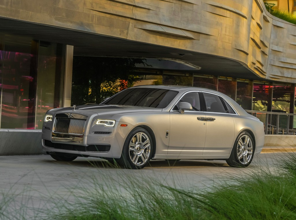 2015 rolls royce ghost series ii first drive. Black Bedroom Furniture Sets. Home Design Ideas