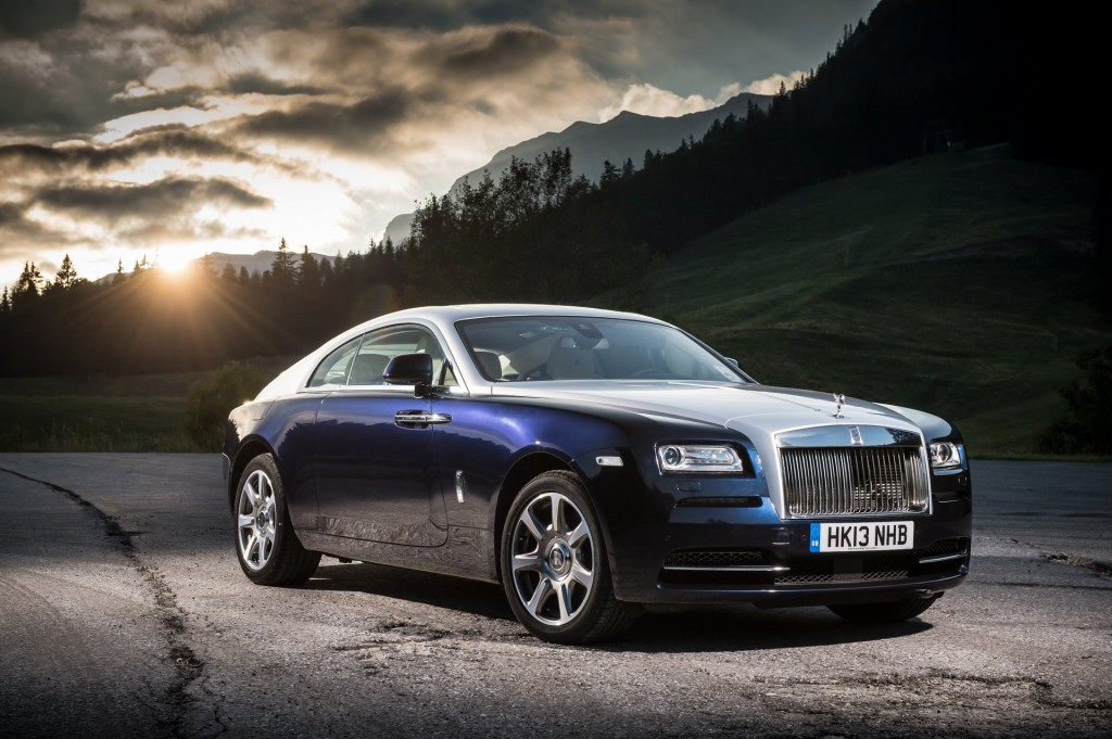 2015 Rolls-Royce Wraith Pictures/Photos Gallery - The Car Connection