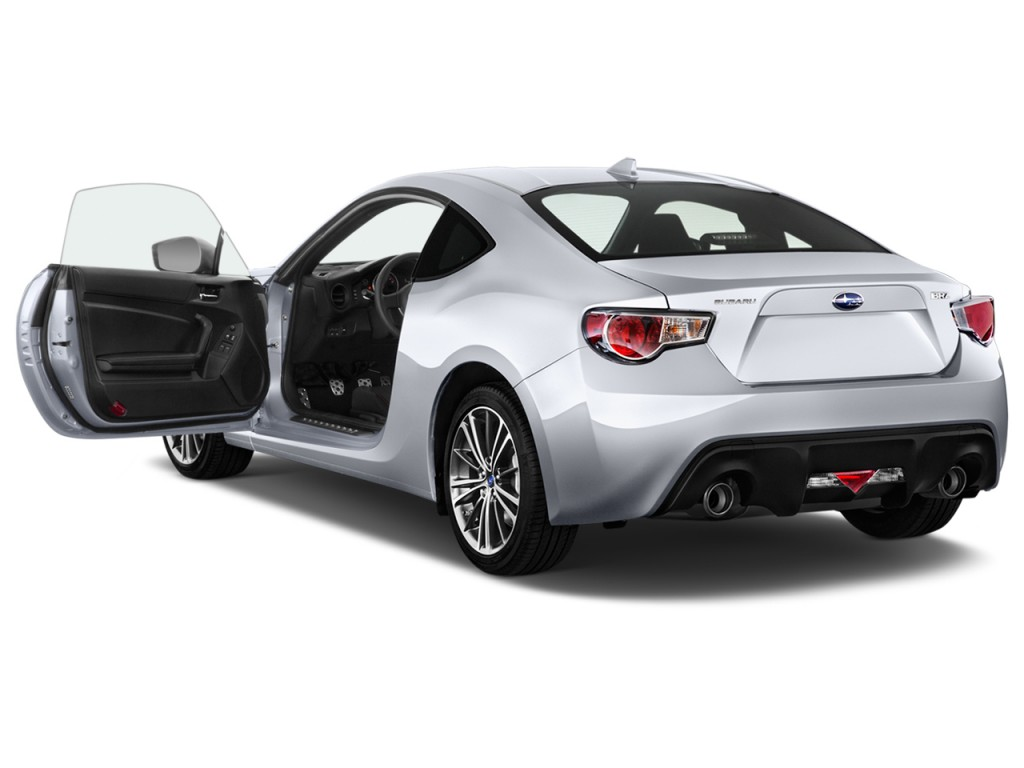 Image 2015 subaru brz 2 door coupe auto limited open for Door 2 door cars