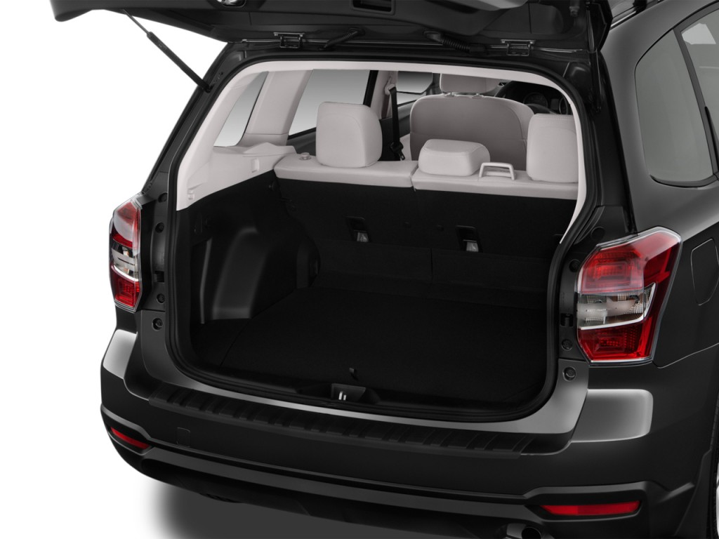 Cargo volume is 974 liters 34 4 cubic feet with seats up and a whopping 2115 74 7 cubic feet with the rear seats folded and passenger volume comes in at