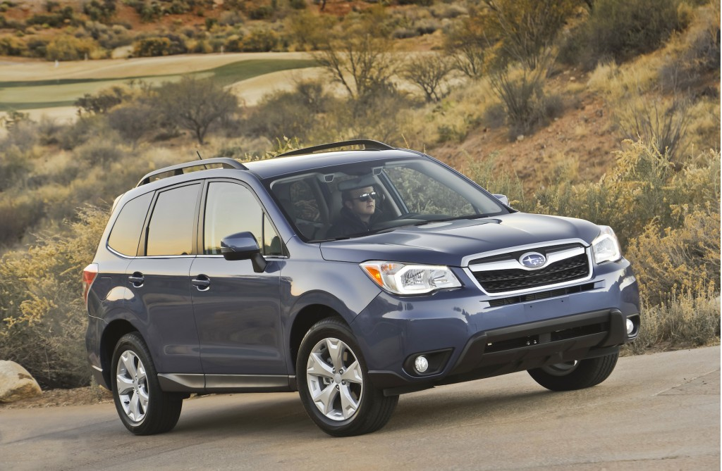 2015 Subaru Forester - Photo Gallery