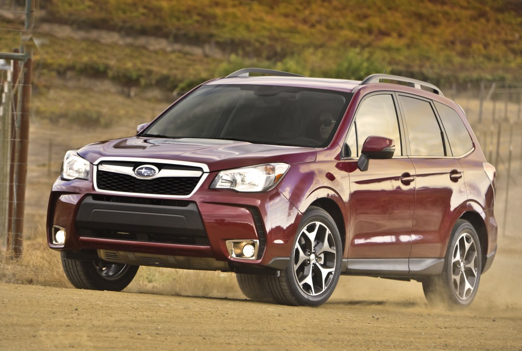 2015 subaru forester pictures photos gallery motorauthority. Black Bedroom Furniture Sets. Home Design Ideas