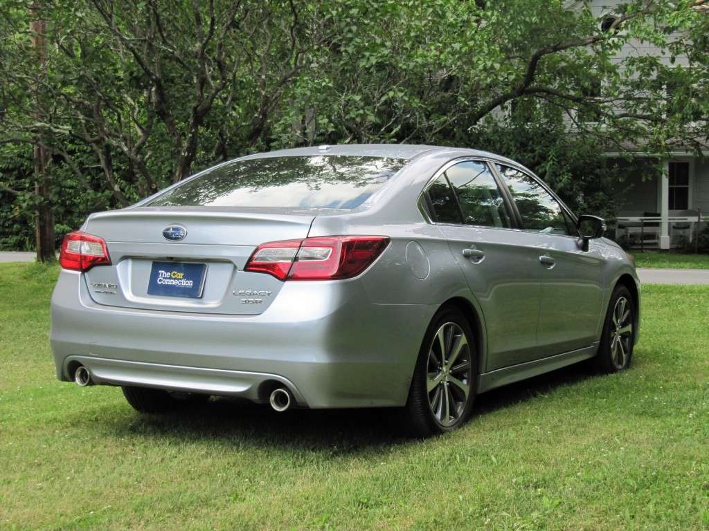2015 subaru legacy gas mileage we test both and 3 6r page 2. Black Bedroom Furniture Sets. Home Design Ideas
