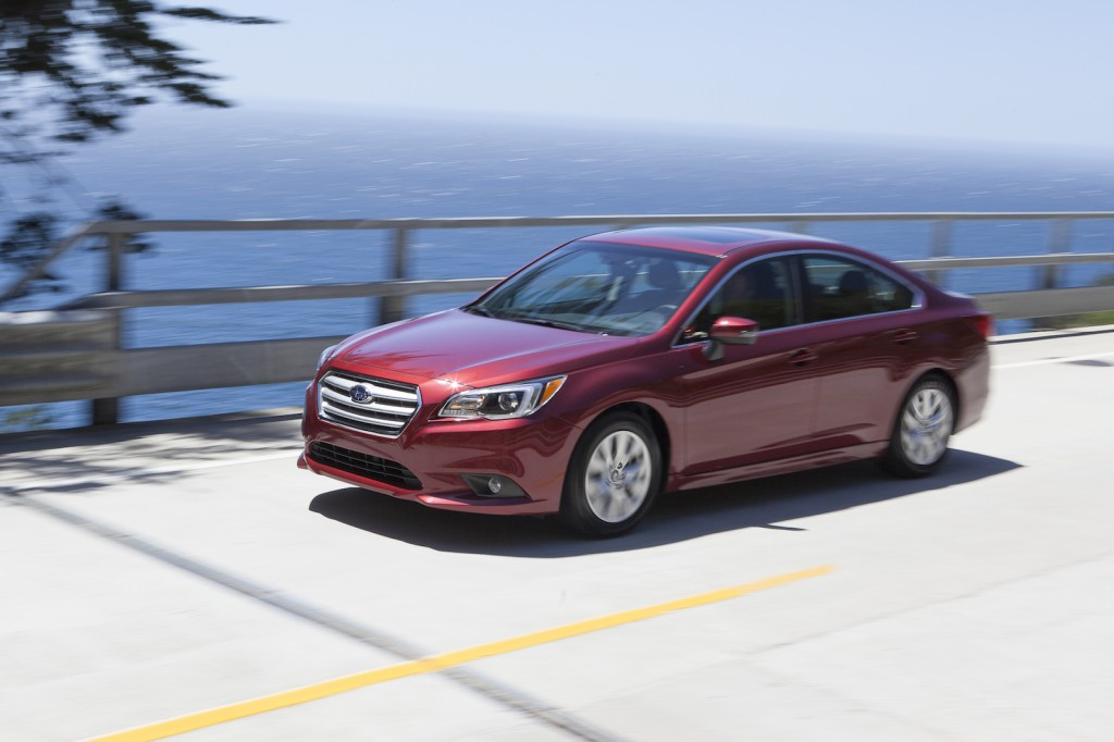 2015 subaru legacy first drive. Black Bedroom Furniture Sets. Home Design Ideas