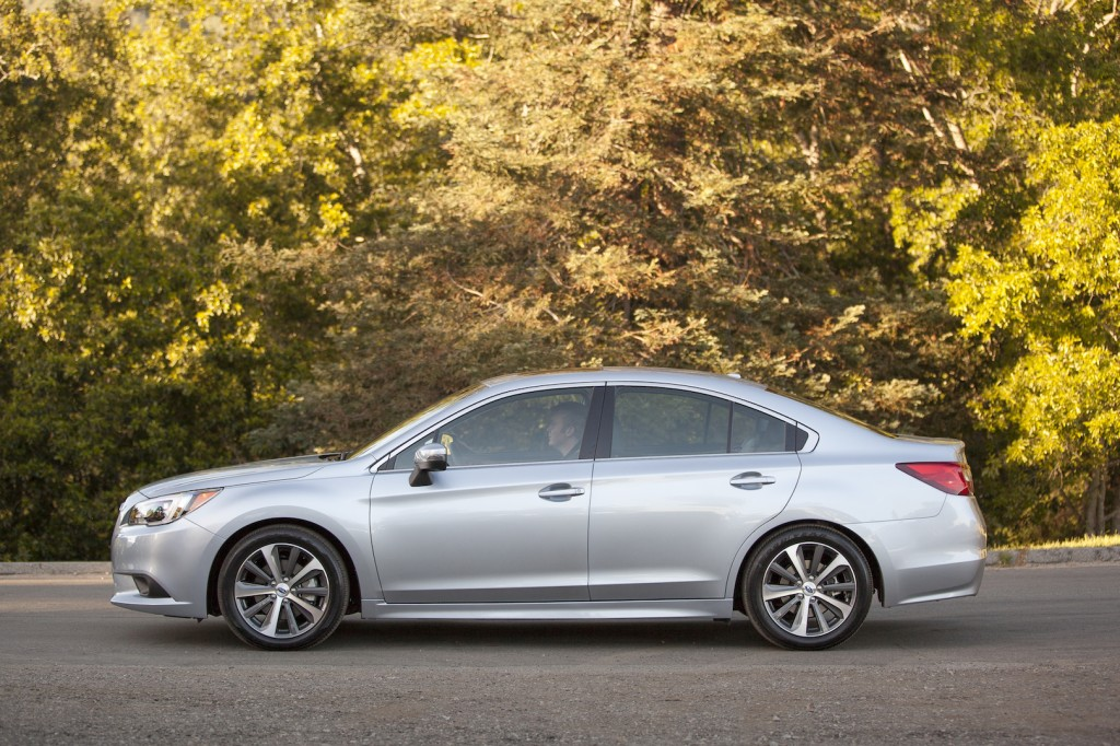 2015 Subaru Legacy - Photo Gallery