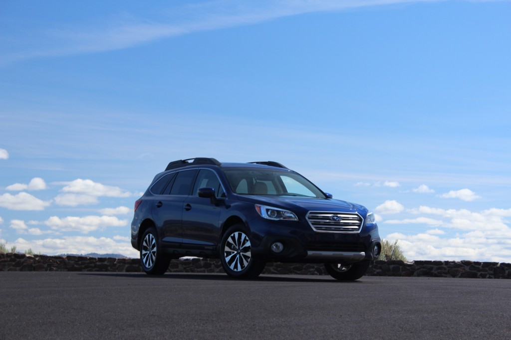 2015 subaru outback first drive. Black Bedroom Furniture Sets. Home Design Ideas