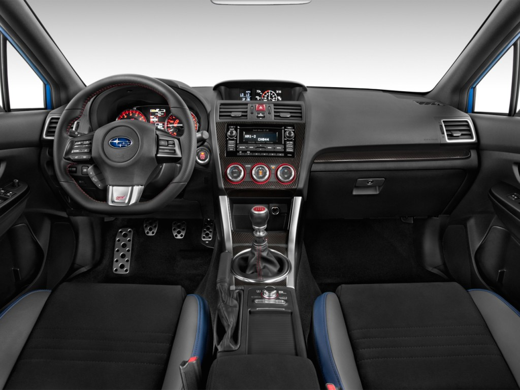 2015 Subaru WRX STI Pictures Photos Gallery Green Car Reports