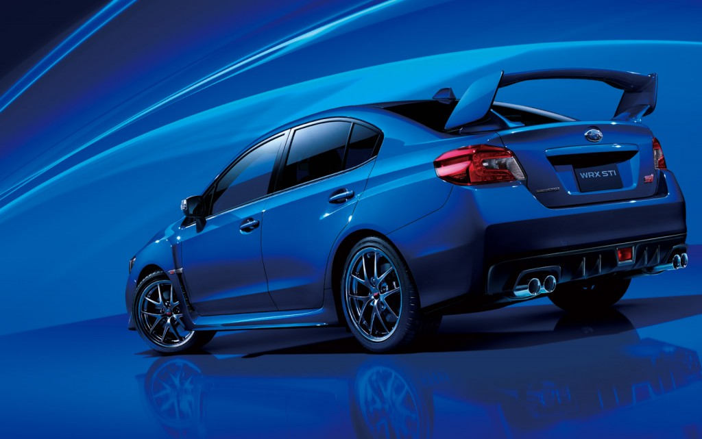subaru launches new wrx s4 and wrx sti type s in japan. Black Bedroom Furniture Sets. Home Design Ideas