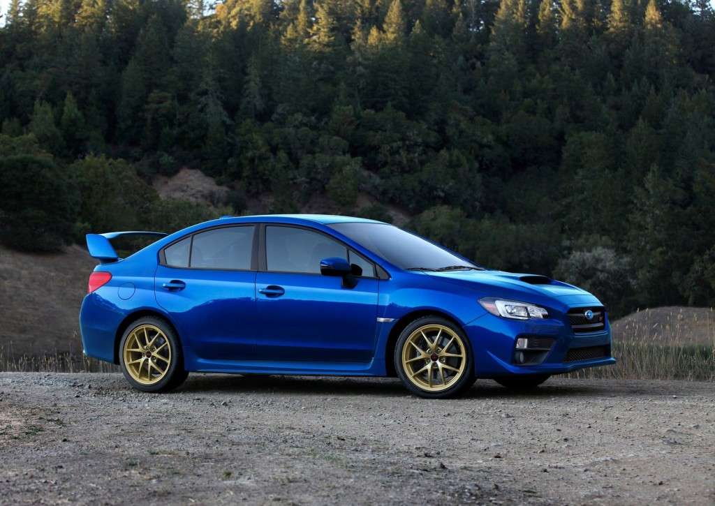 2015 subaru wrx sti full details live photos video. Black Bedroom Furniture Sets. Home Design Ideas