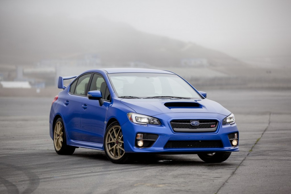 2015 subaru wrx sti first drive page 3. Black Bedroom Furniture Sets. Home Design Ideas