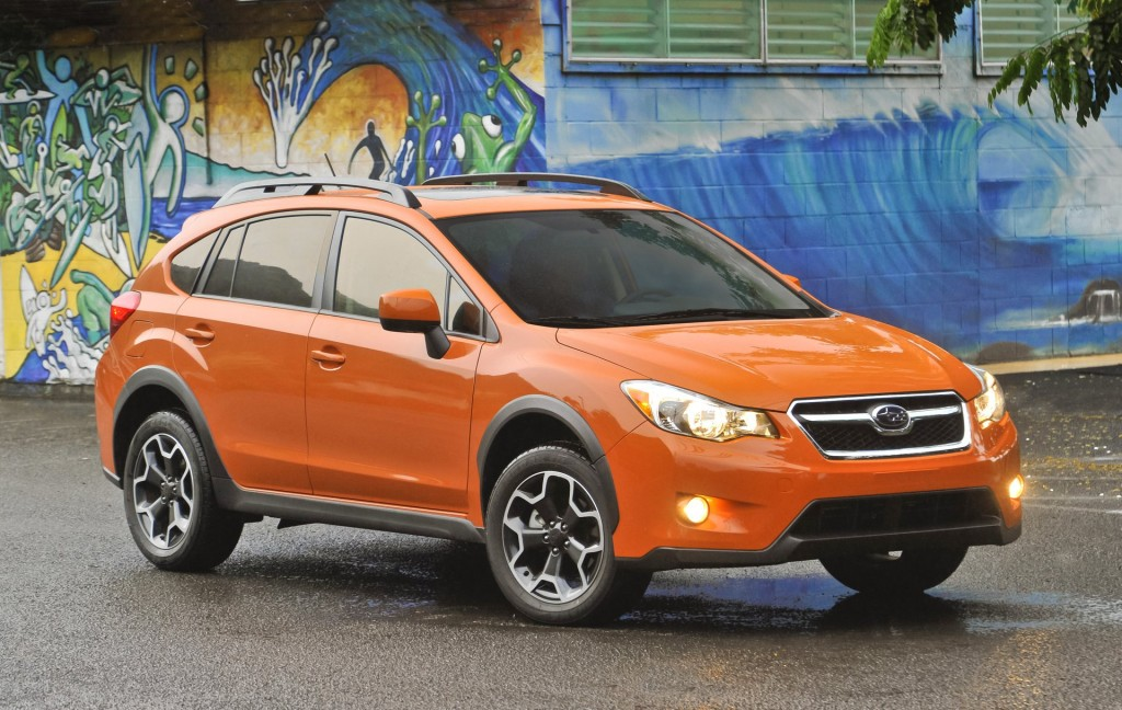 2015 subaru xv crosstrek gets more features refinement. Black Bedroom Furniture Sets. Home Design Ideas