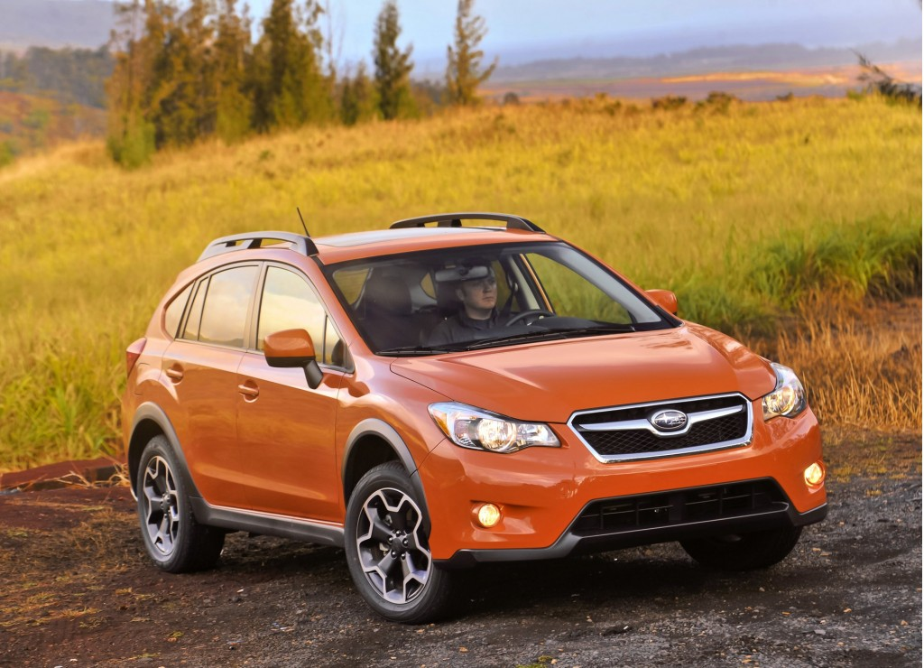2015 Subaru XV Crosstrek Pictures/Photos Gallery - MotorAuthority