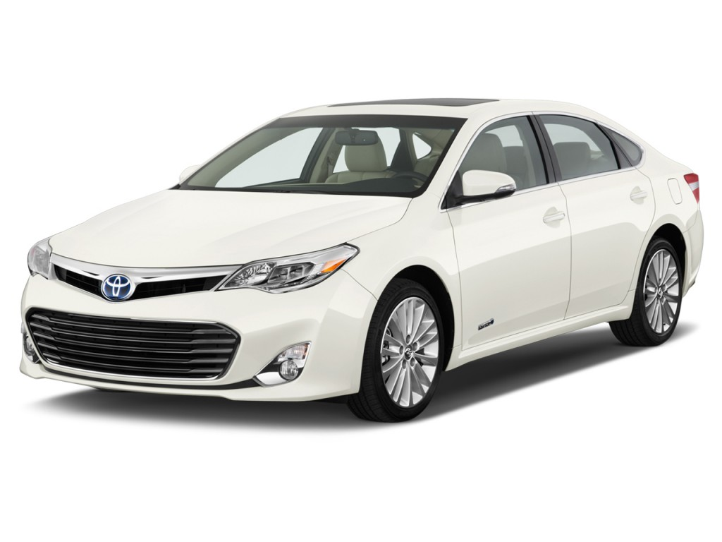2015 toyota avalon hybrid pictures photos gallery the car connection. Black Bedroom Furniture Sets. Home Design Ideas