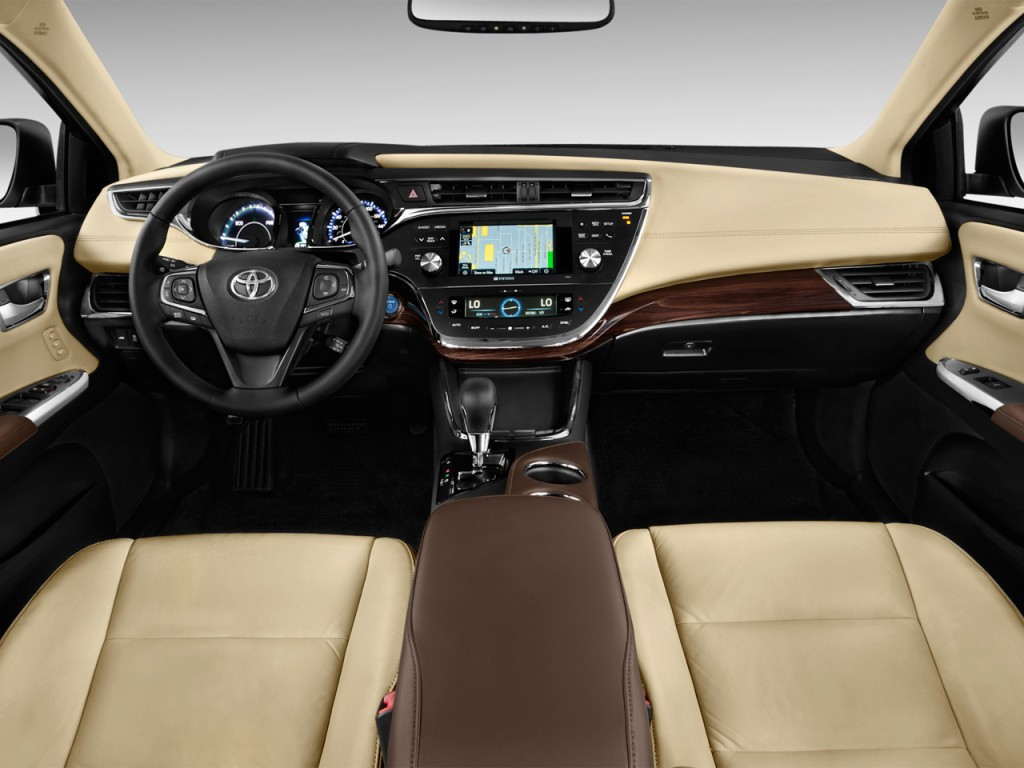 2015 Toyota Avalon Hybrid Pictures Photos Gallery The Car Connection