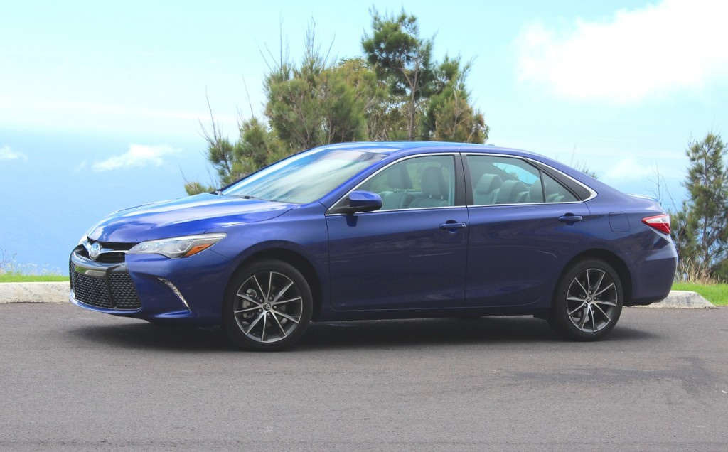Cool 2015 Toyota Camry First Drive