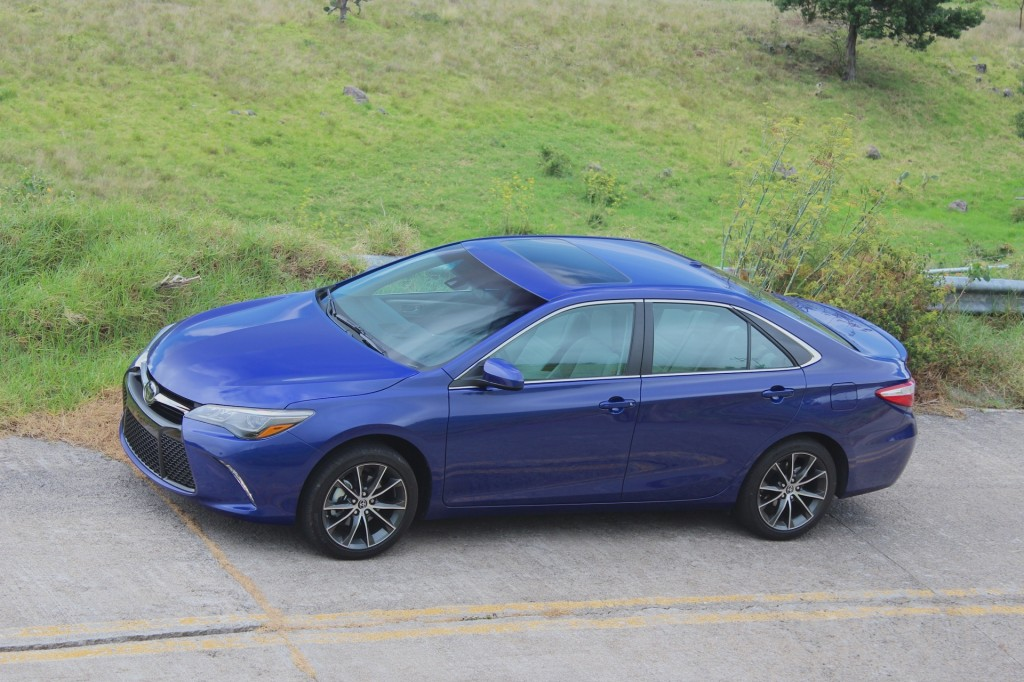Excellent 2015 Toyota Camry First Drive Page 2