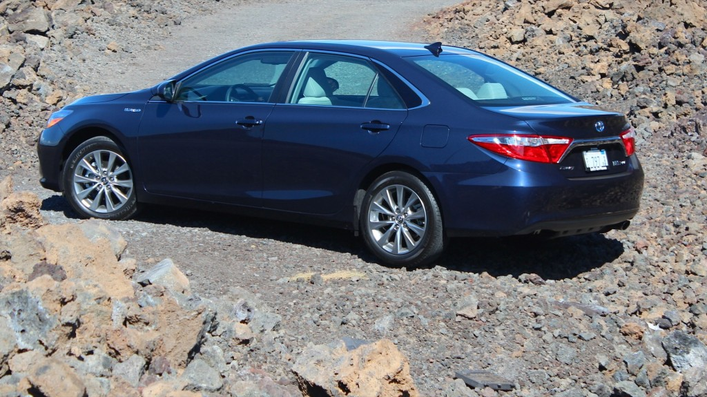 Simple 2015 Toyota Camry First Drive