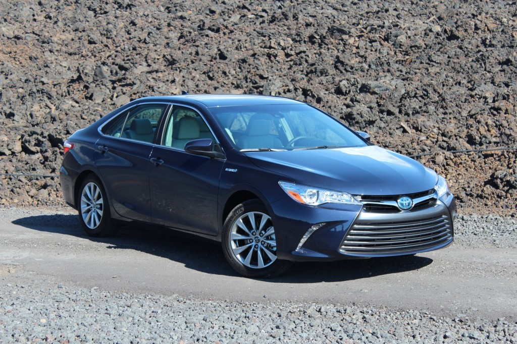 Innovative 2015 Toyota Camry First Drive