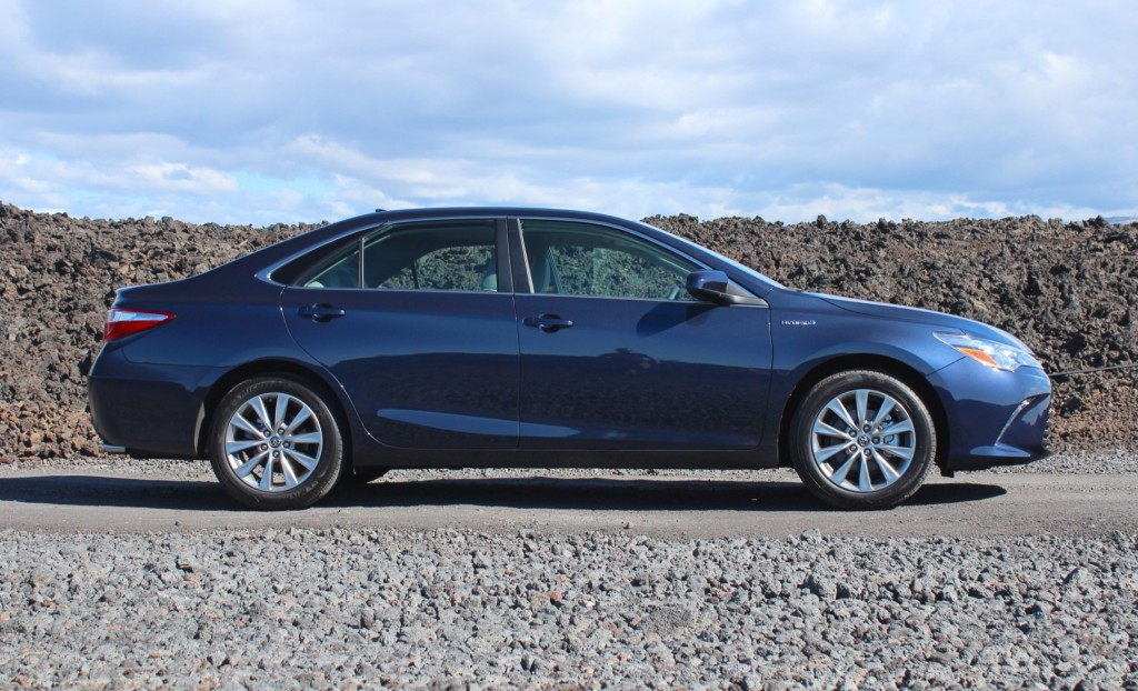 New 2015 Toyota Camry First Drive