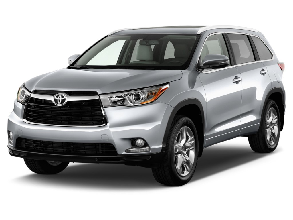 2015 Toyota Highlander Pictures Photos Gallery