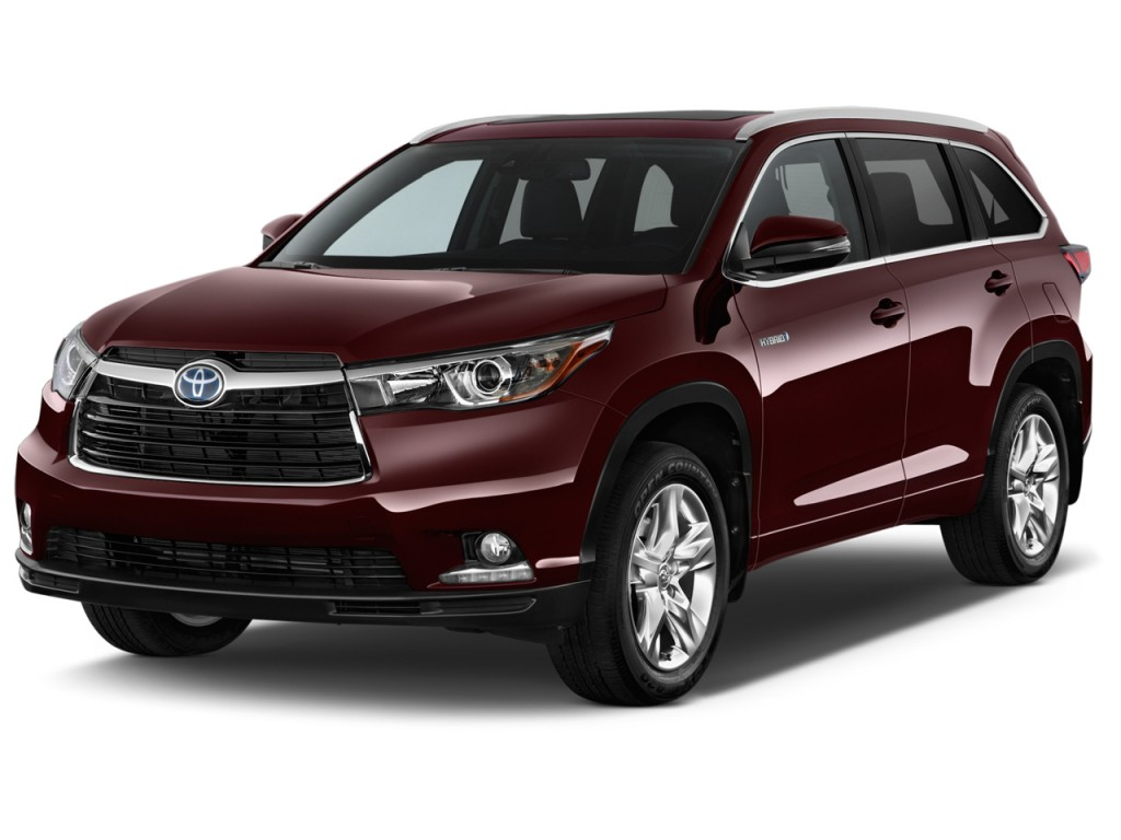 2015 toyota highlander hybrid pictures photos gallery the car connection. Black Bedroom Furniture Sets. Home Design Ideas