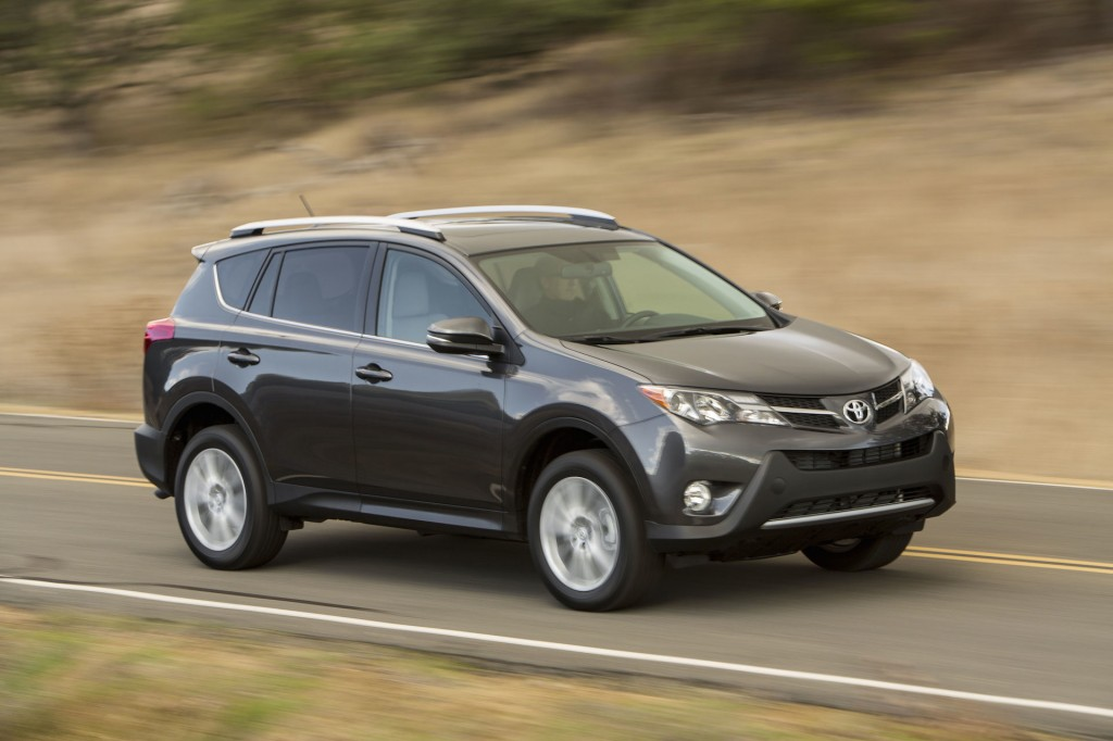2015 Toyota Rav4 Pictures Photos Gallery The Car Connection