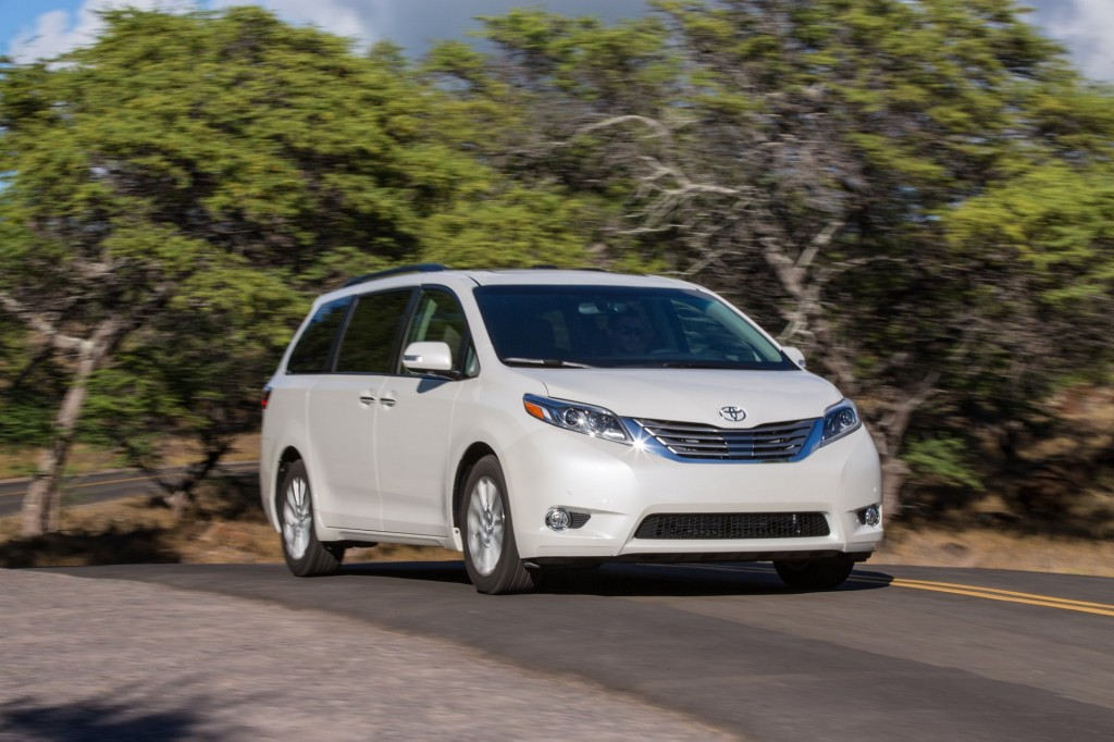 Creative 2015 Toyota Sienna Changes  An Epitome Of A Minivan  New Car