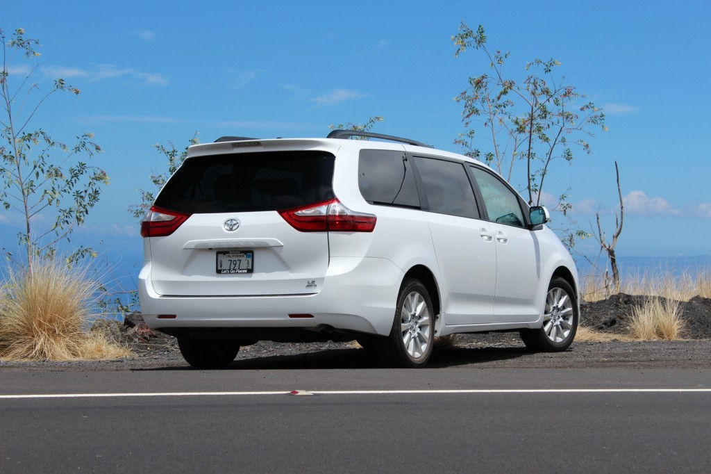 Elegant 2015 Toyota Sienna Prices Reviews And Pictures  US News Amp World