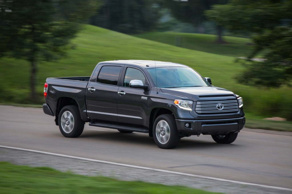 2015 Toyota Tundra Pictures Photos Gallery The Car