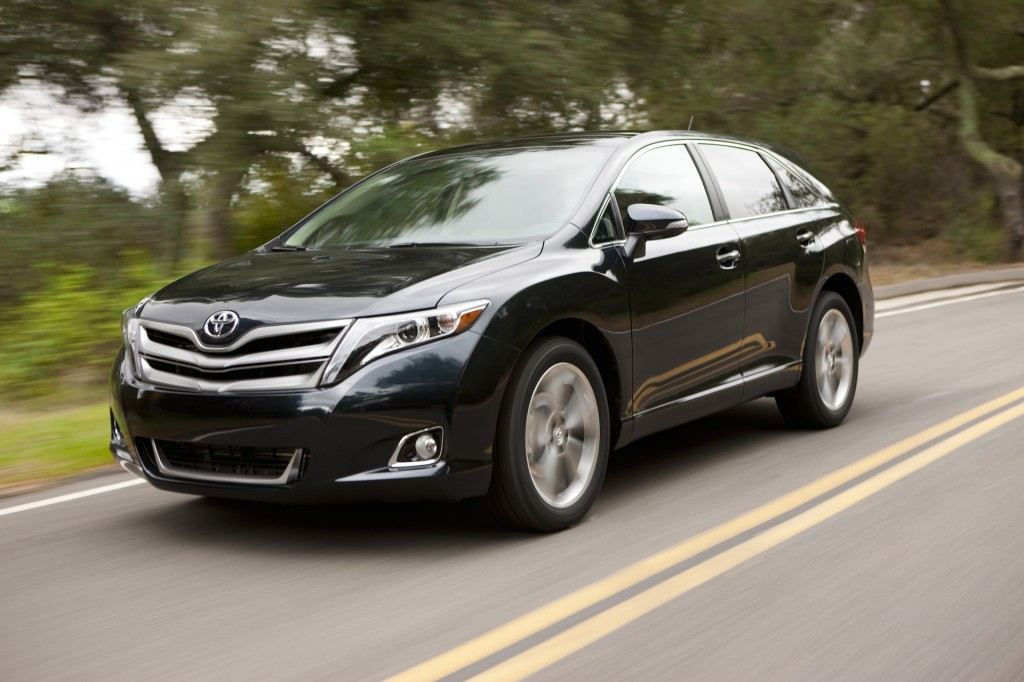 2015 Toyota Venza Pictures Photos Gallery The Car Connection